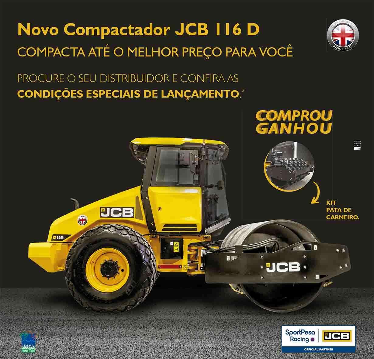 rolo compactador jcb