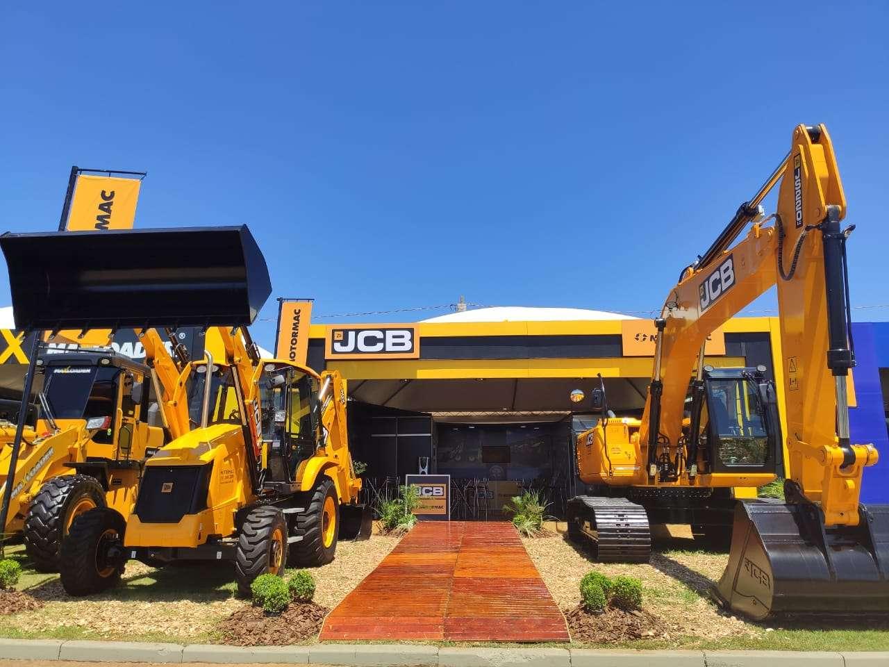 máquinas jcb