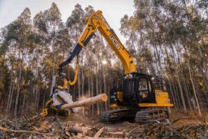 Escavadeira JCB