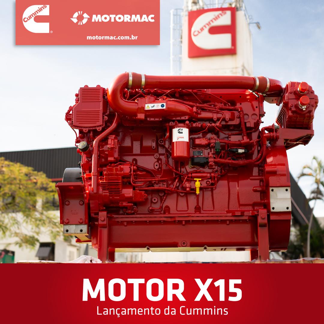 motor x15